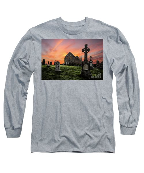 Heaven's Call Long Sleeve T-Shirt
