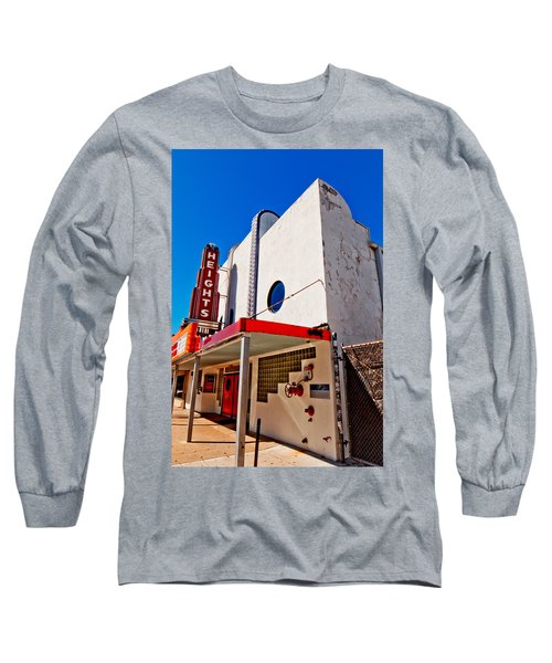 Heights Movie Theater Long Sleeve T-Shirt