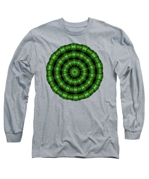 Helenite Healing Rings Long Sleeve T-Shirt