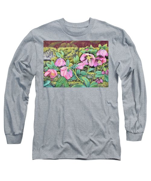 Hellebores Long Sleeve T-Shirt