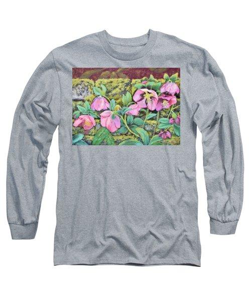 Hellebores Long Sleeve T-Shirt