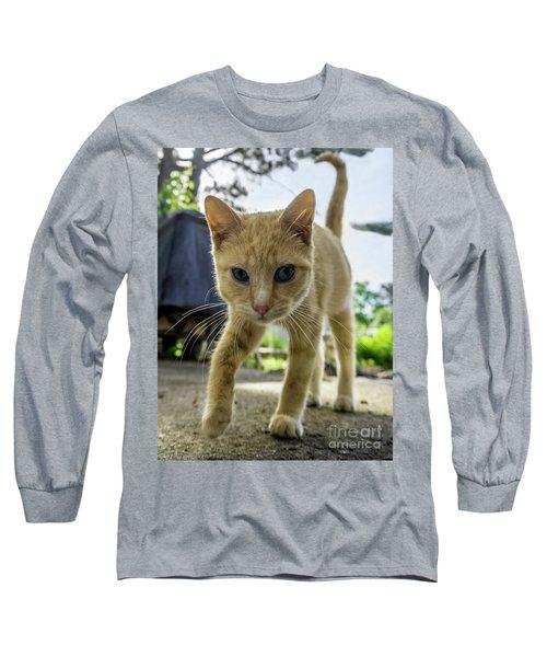 Hello Beautiful 136b Long Sleeve T-Shirt