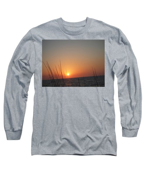 Long Sleeve T-Shirt featuring the photograph Hello Night by Robert Margetts