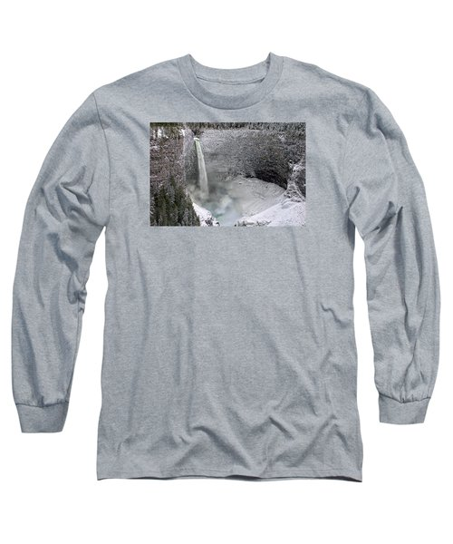 Helmcken Falls Long Sleeve T-Shirt