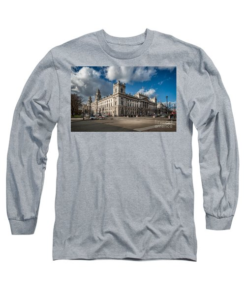 Her Majesty's Treasury Long Sleeve T-Shirt