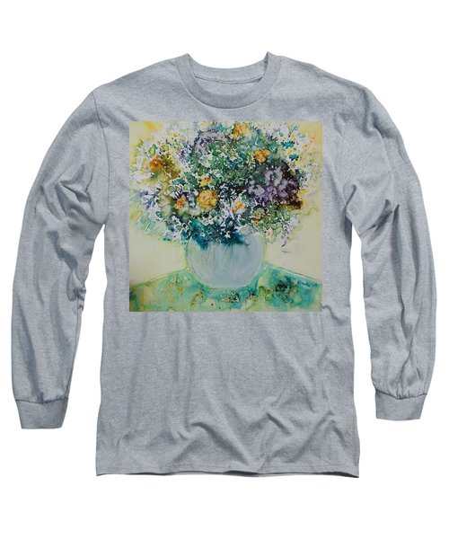 Herbal Bouquet Long Sleeve T-Shirt