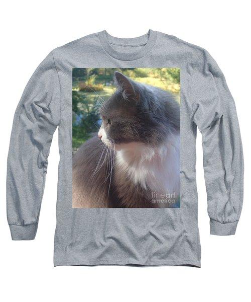 Here Kitty Long Sleeve T-Shirt