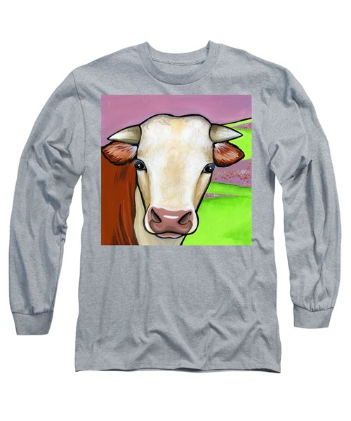 Hereford Long Sleeve T-Shirt