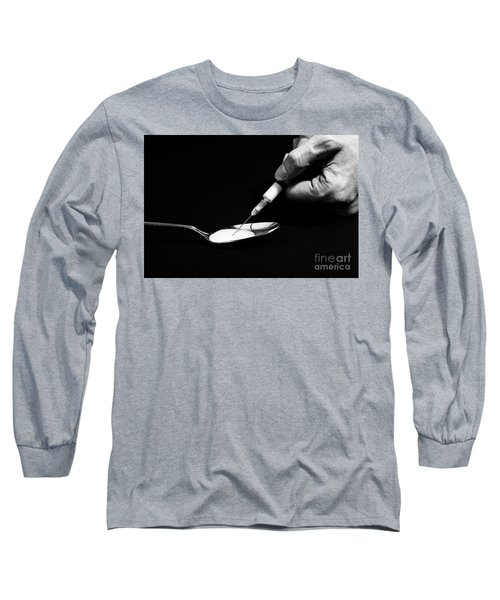 Heroin Addiction Long Sleeve T-Shirt