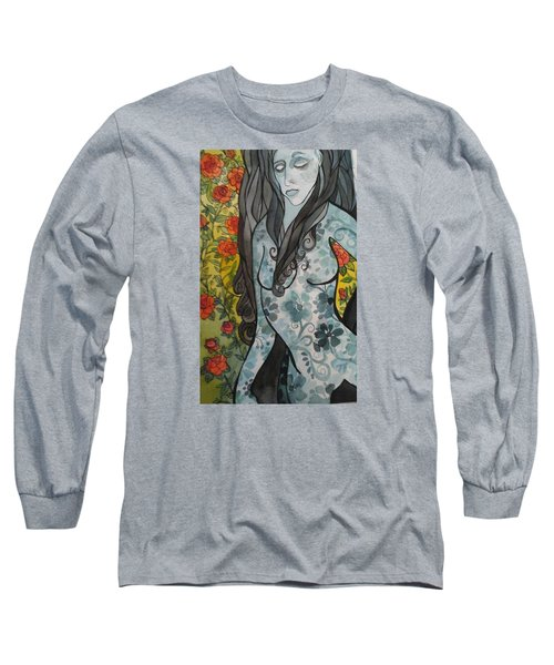 Hesitation Long Sleeve T-Shirt