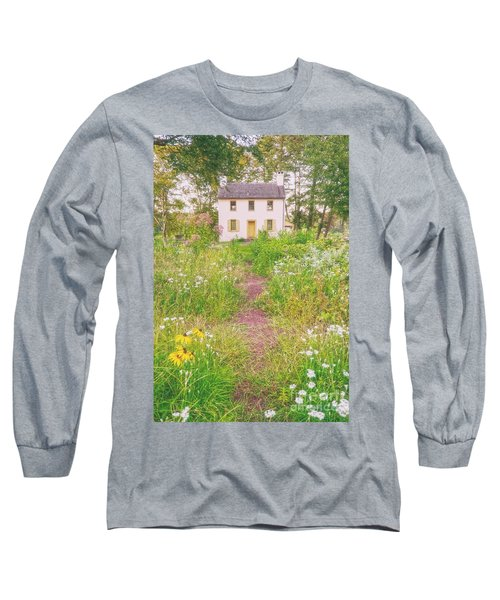 Hibbs House Long Sleeve T-Shirt