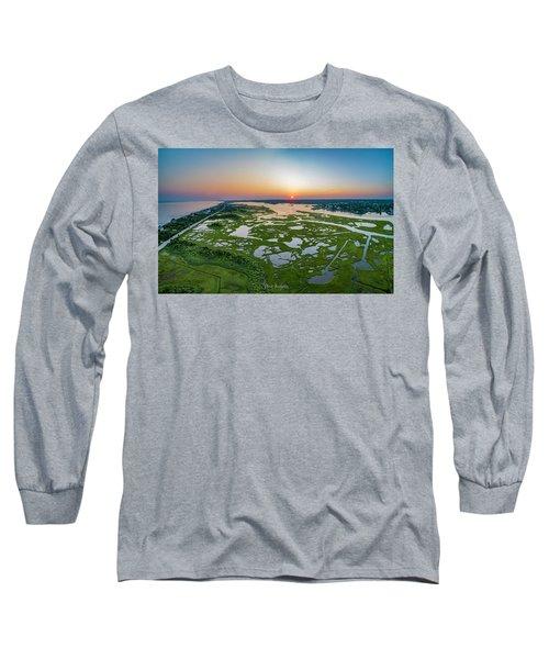 Hidden Beauty Pano Long Sleeve T-Shirt