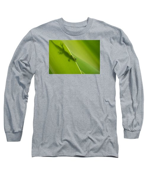 Long Sleeve T-Shirt featuring the photograph Hidden In Plain Sight by Christina Lihani