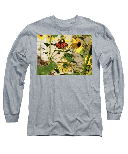 Hidden Paradise - Long Sleeve T-Shirt