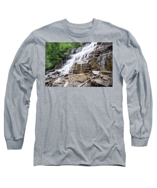 Hidden Waterfalls Long Sleeve T-Shirt