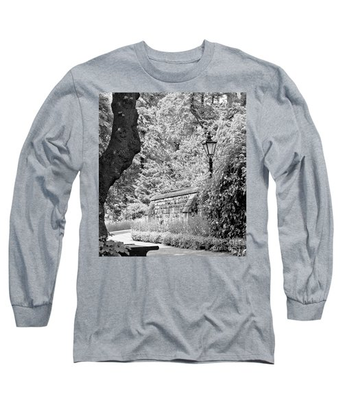 Hiding In Black And White. Long Sleeve T-Shirt