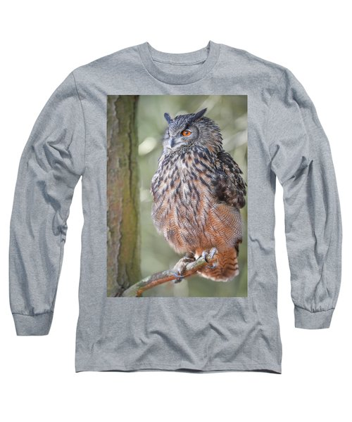 Hiding In The Trees Long Sleeve T-Shirt