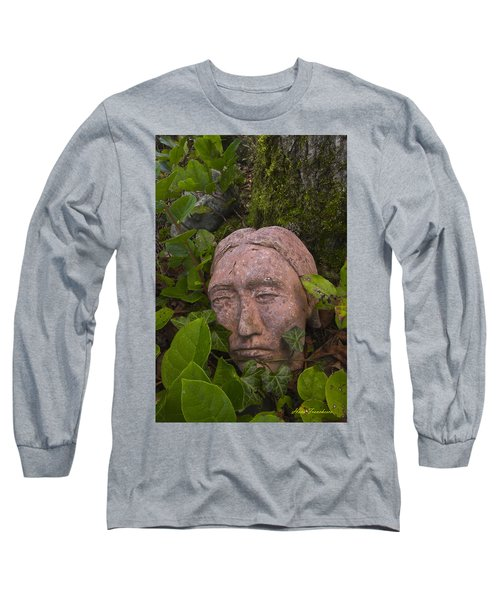 Hiding Signed Long Sleeve T-Shirt