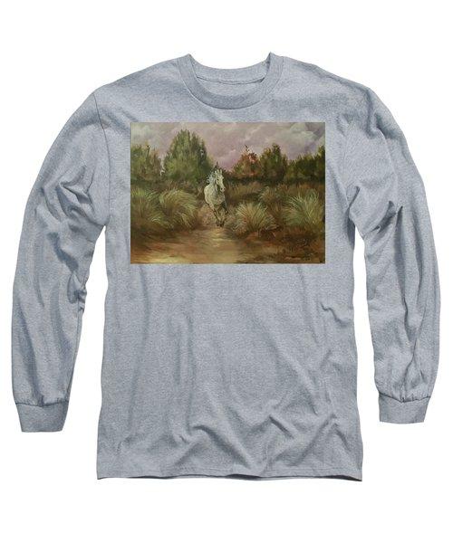 High Desert Runner Long Sleeve T-Shirt