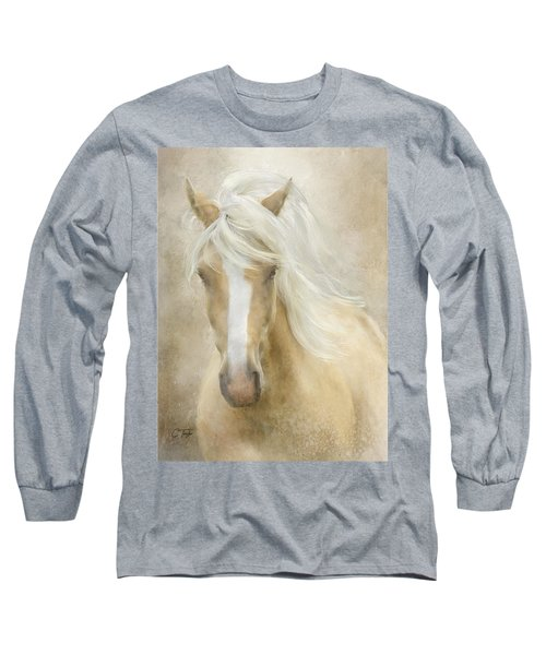Spun Sugar Long Sleeve T-Shirt