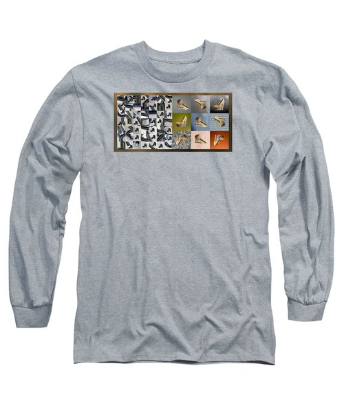High Heel Study Long Sleeve T-Shirt