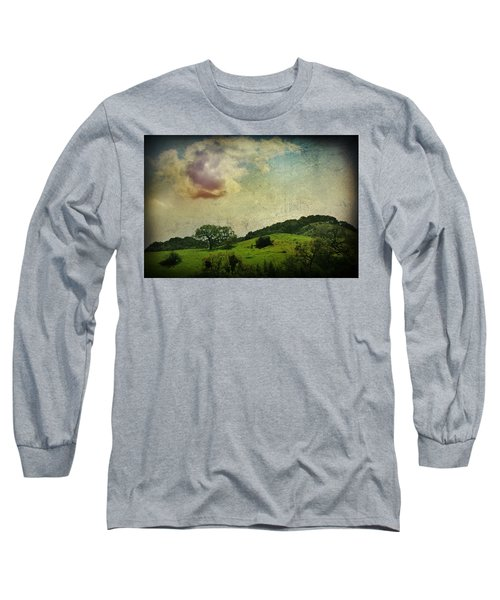 Long Sleeve T-Shirt featuring the photograph Higher Love by Laurie Search