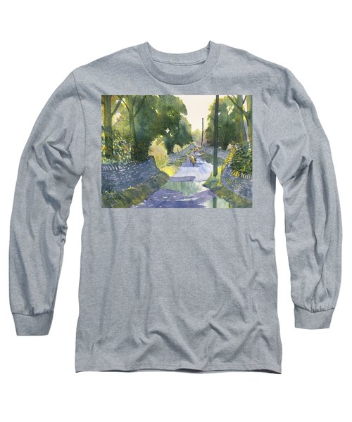 Highway Patrol Long Sleeve T-Shirt