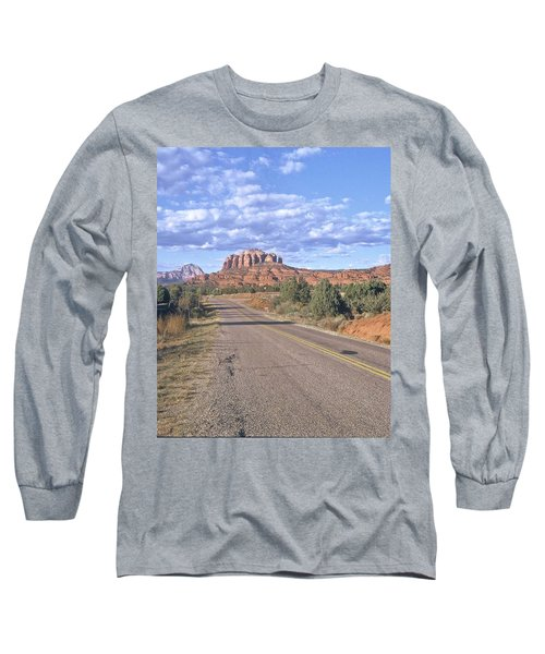 Highway To Sedona Long Sleeve T-Shirt