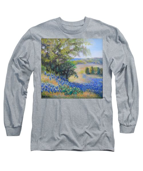 Hill Country View Long Sleeve T-Shirt