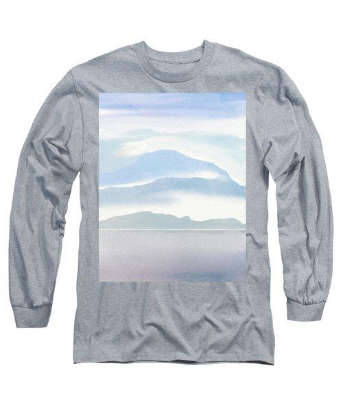 Hills In Borneo Long Sleeve T-Shirt