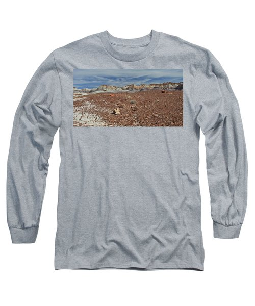 Hillside Hues Long Sleeve T-Shirt by Gary Kaylor