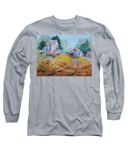 Hilltop Homestead Long Sleeve T-Shirt
