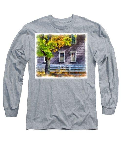 Hints Of Fall Long Sleeve T-Shirt