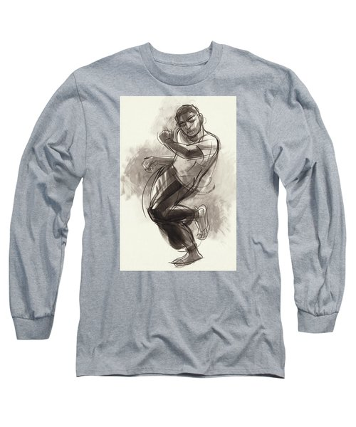 Hiphop Dancer 2 Long Sleeve T-Shirt