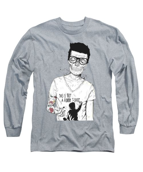 Hipsters Not Dead Long Sleeve T-Shirt