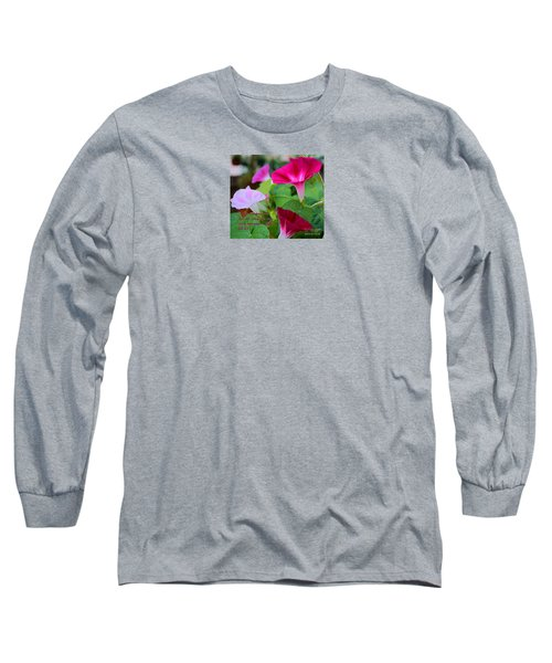 His Mercies Long Sleeve T-Shirt