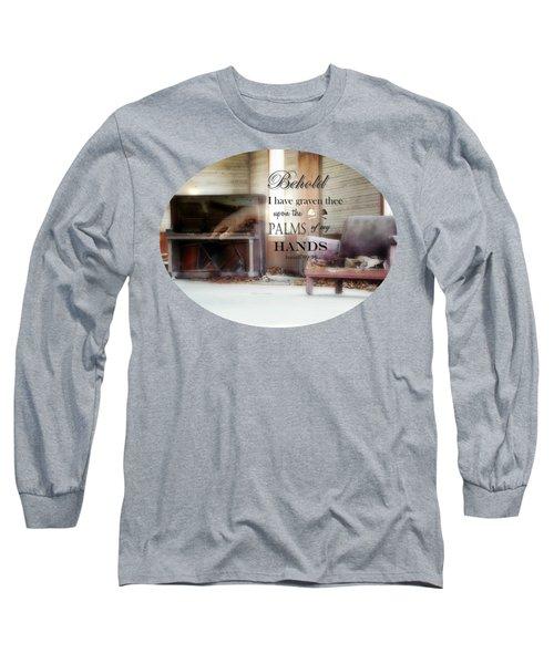 His Song - Verse Long Sleeve T-Shirt