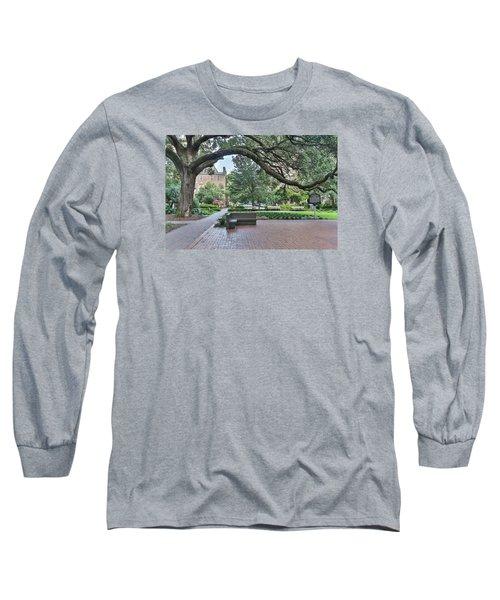 Historic Sqaure Long Sleeve T-Shirt