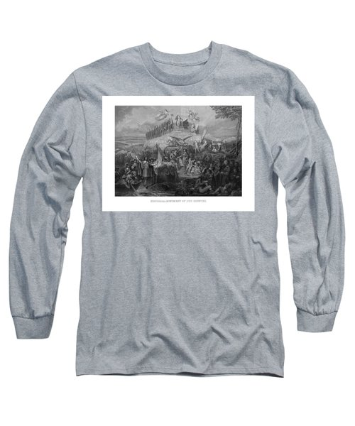 Historical Monument Of Our Country Long Sleeve T-Shirt