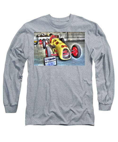 History Long Sleeve T-Shirt by Josh Williams