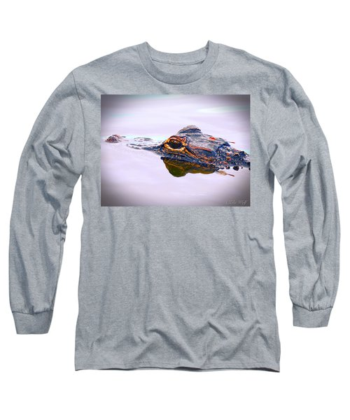 Hitchin A Ride Long Sleeve T-Shirt