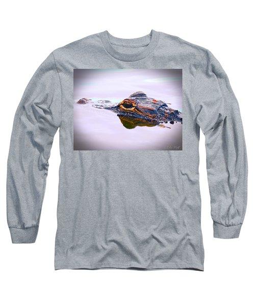 Hitchin A Ride Long Sleeve T-Shirt