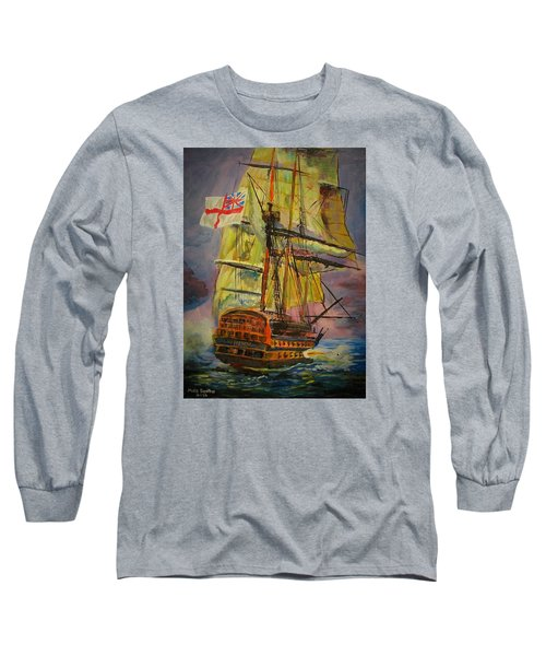 Hms Hero Long Sleeve T-Shirt