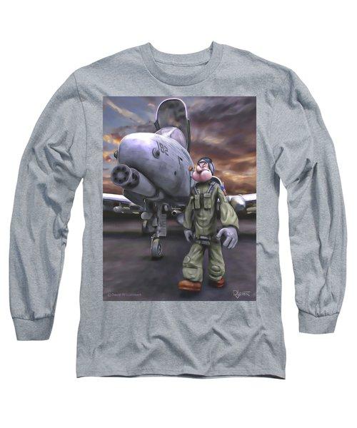 Hogman Long Sleeve T-Shirt