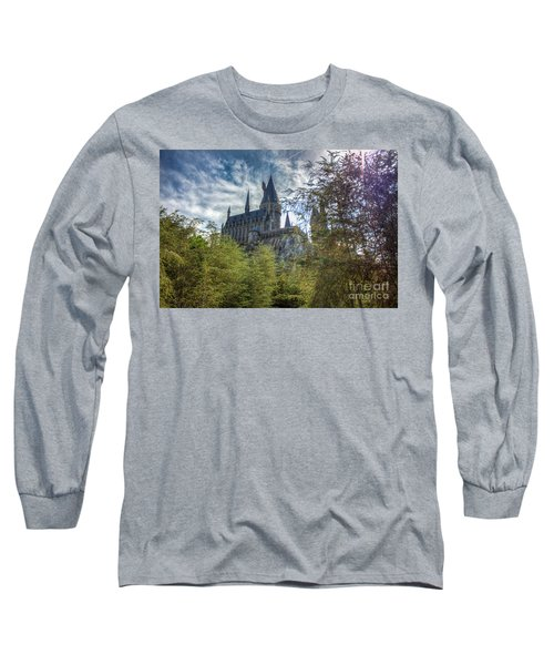 Hogwarts Castle Long Sleeve T-Shirt
