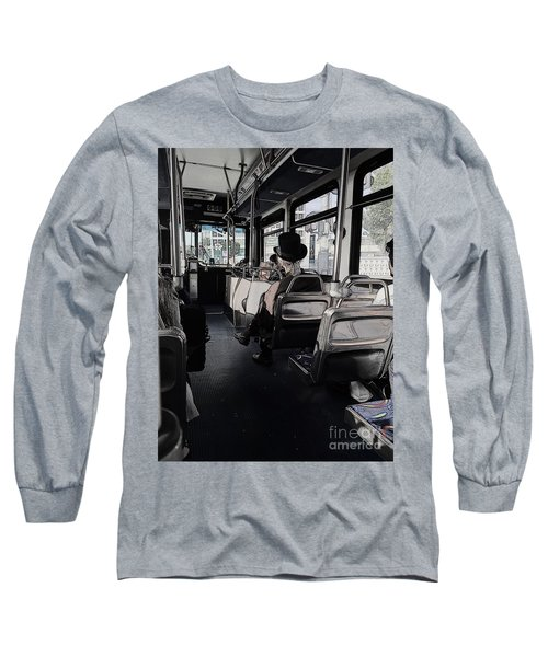 Hoity Toity With The Hoi Polloi Long Sleeve T-Shirt