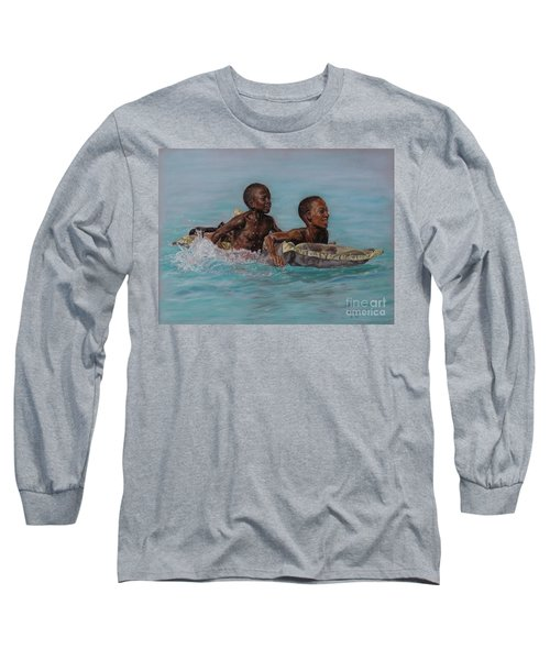 Holiday Splash Long Sleeve T-Shirt