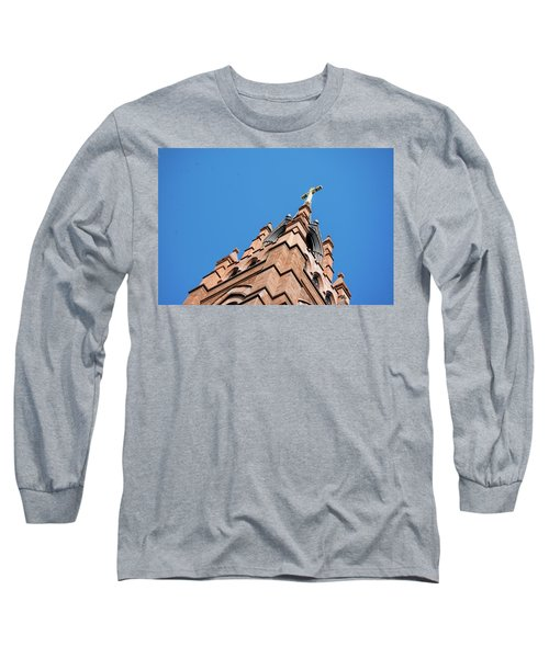 Huguenot Church Long Sleeve T-Shirt