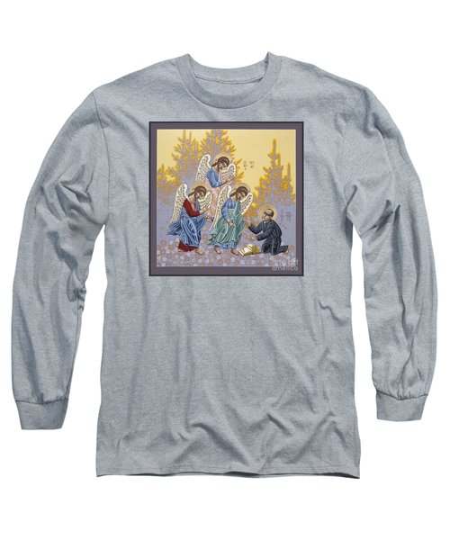 Holy Theologian Bernard Lonergan 122 Long Sleeve T-Shirt