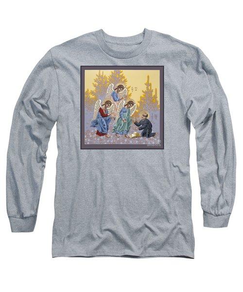 Holy Theologian Bernard Lonergan 122 Long Sleeve T-Shirt